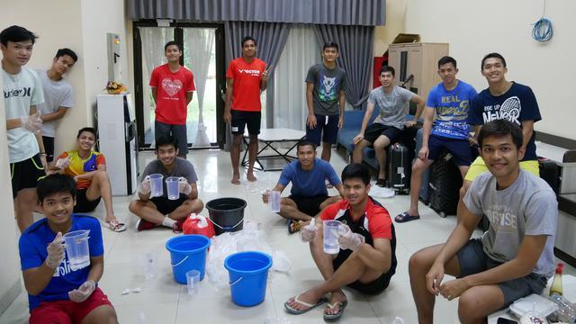 Masa Pandemi Buat Beberapa Atlet Olah Raga Gigit Jari