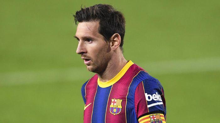 Profil Legenda Sepak Bola Dunia Lionel Messi